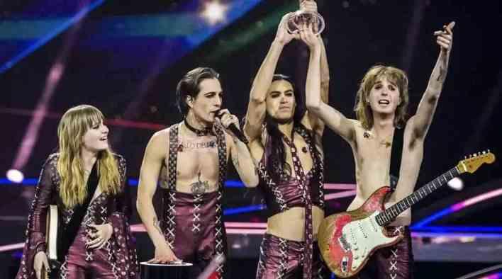 maneskin-eurovision